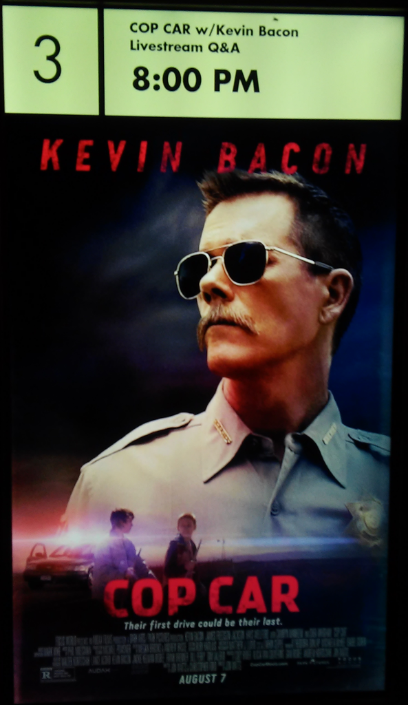 twofer movie review �cop car� and �the man from uncle
